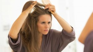 تاثیر بیماری تیروئید بر ریزش مو