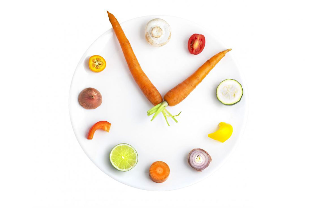 وعدههای غذایی بر متابولیسم بدن
