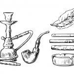 تمامی انواع دخانیات به دلیل استفاده از یک ماده مشترک یعنی تنباکو ، مضر میباشند و نمیتوان گفت کدامیک خطر بیشتری بر سلامت بدن دارد. زیرا نوع بیماری و شدت بیماری ناشی از استعمال دخانیات به مقدار و مدت مصرف آن دارد.