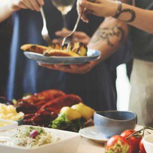 بهبود سلامت و تغذیه کارمندان