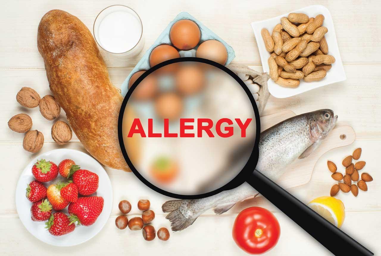 آلرژی غذایی