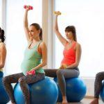 ورزش مناسب در دوران بارداری