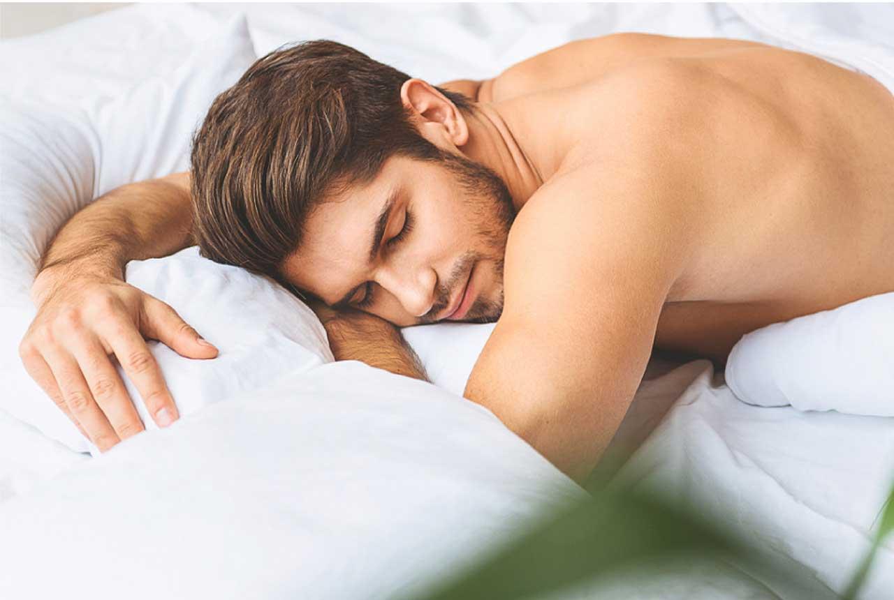 عضله سازی در خواب