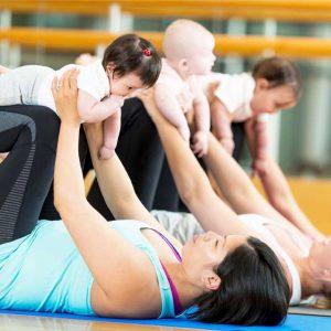 تاثیر ورزش بر شیر مادر
