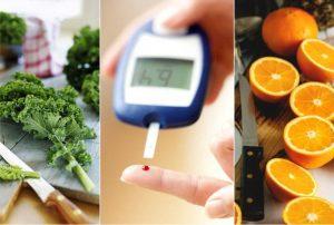 کنترل دیابت با رژیم گیاه خواری