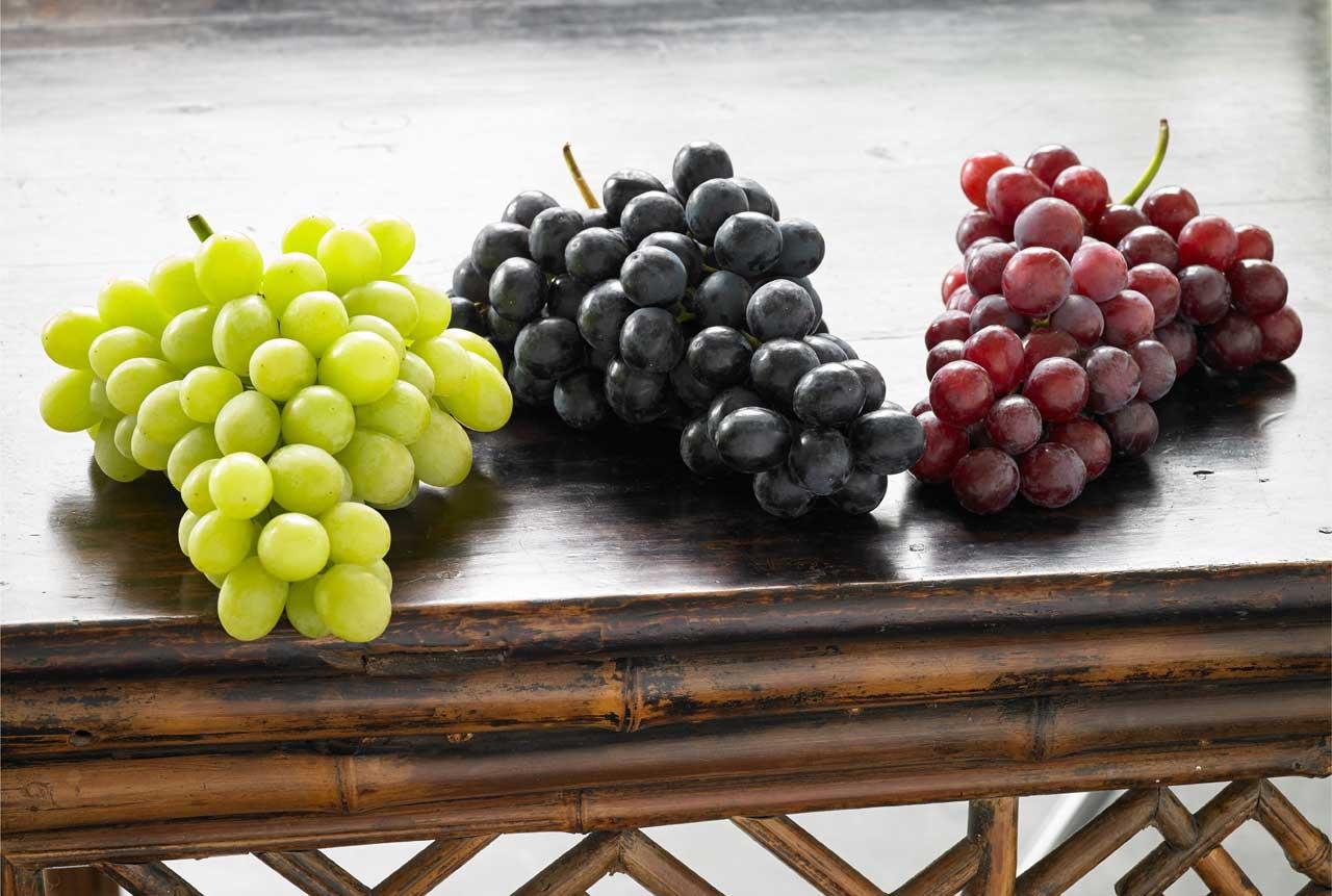 تاثیر انگور بر سلامت قلب و عروق