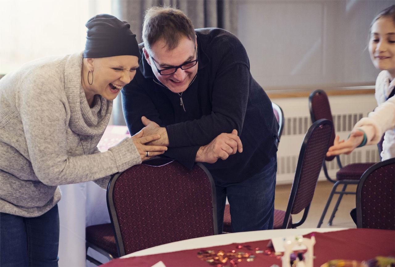 مراقبت از بیماران سرطانی