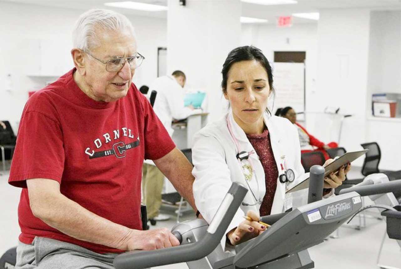 ورزشهای مفید برای بیماران قلبی