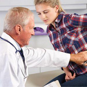 درمان کمردرد در کودکان و نوجوانان