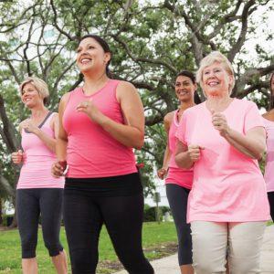 تاثیر ورزش بر پیشگیری از سرطان پستان