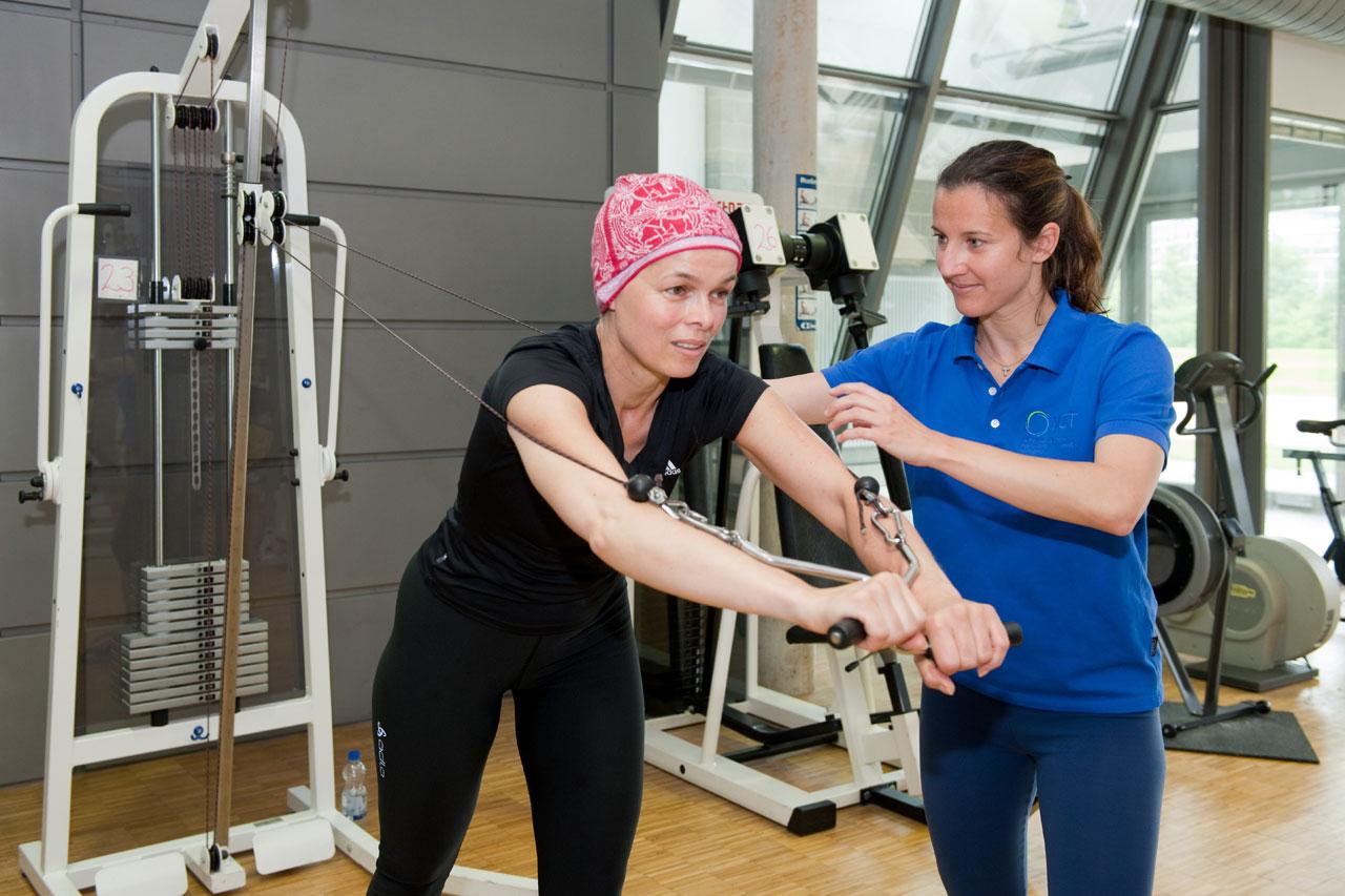 ورزشهای مناسب بیماران سرطان ریه