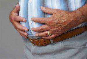 چاقی در سالمندان