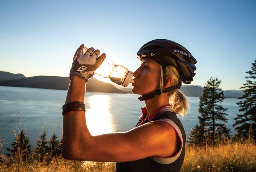 تغذیه پس از دوچرخهسواری