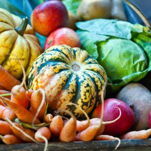 میوه و سبزیجات پرخاصیت زمستانی