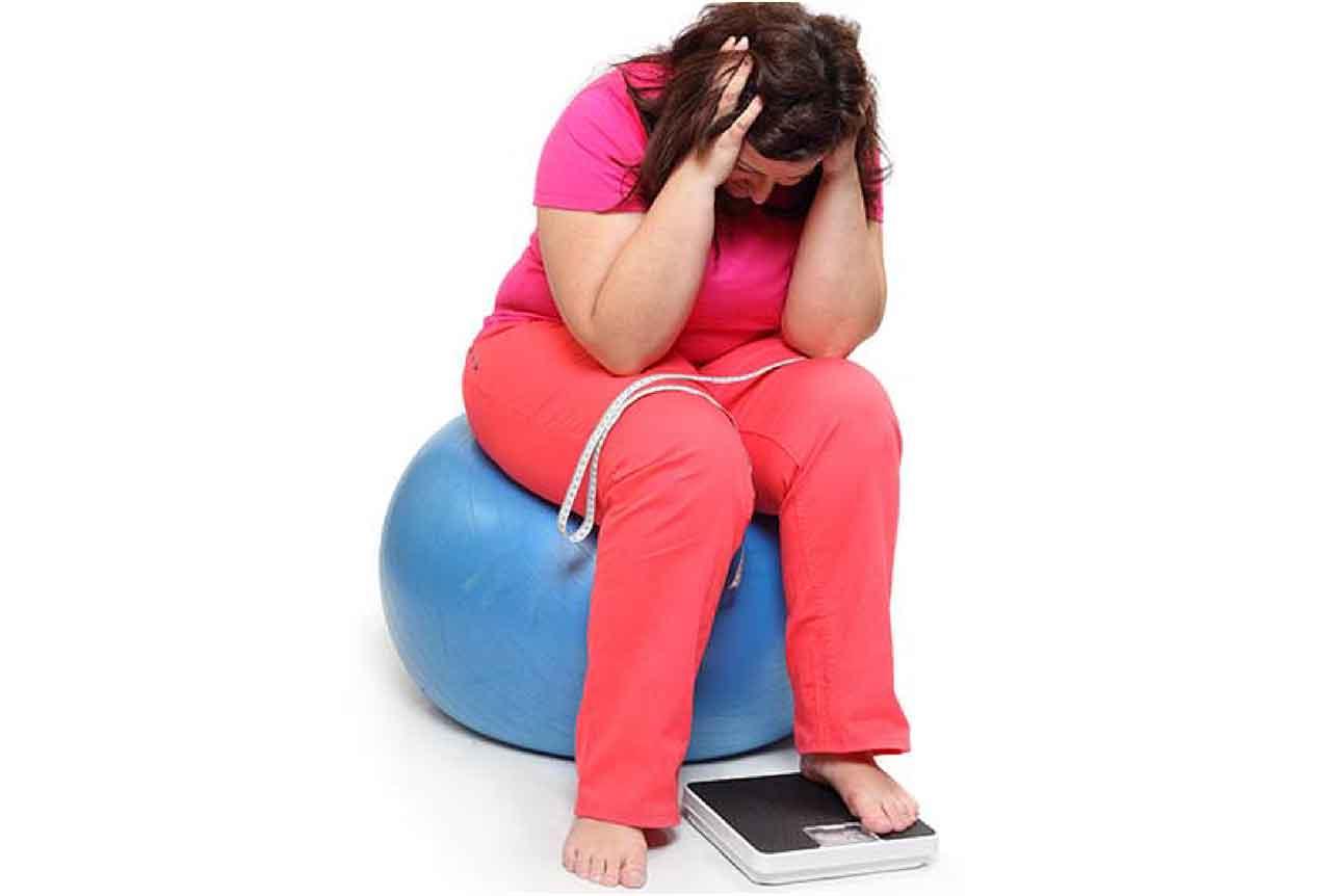 علت بازگشت وزن