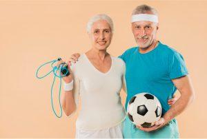 تغذیه، ورزش و ایمنی در سالمندان (سلامت سالمندان)