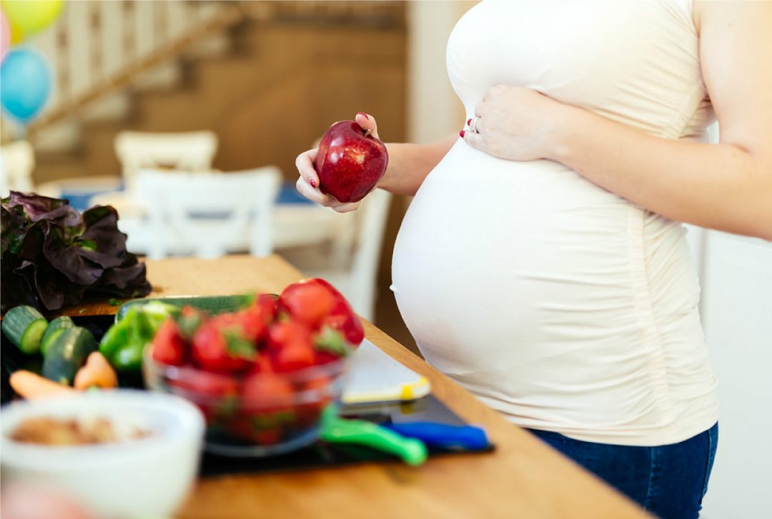 تغذیه زنان گیاهخوار در دوران بارداری