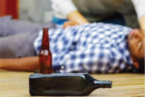مسمومیت الکلی