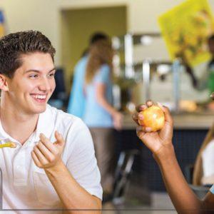 تغذیه ورزشکاران نوجوان و جوان