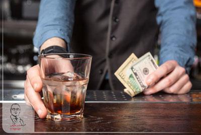 پیامدهای نوشیدن از الکل