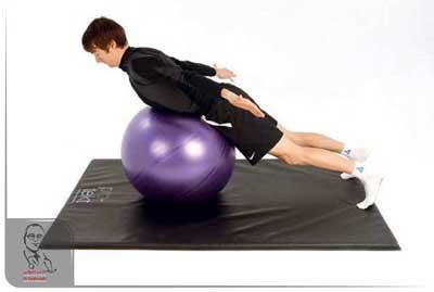تمرینات ورزشی مناسب برای تقویت هسته بدن