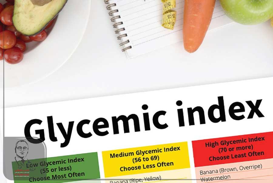 رژیم غذایی گلایسمیک ایندکس