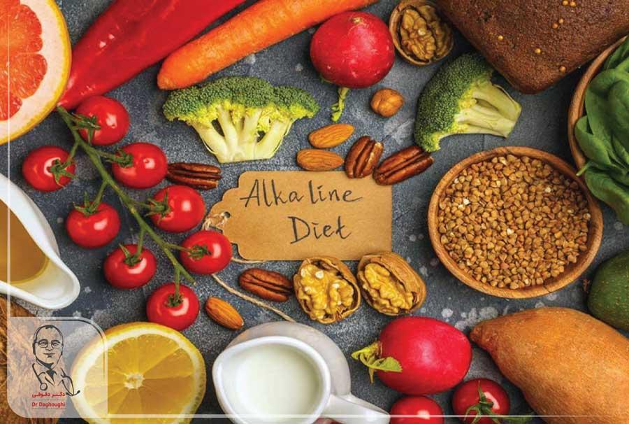 رژیم غذایی آلکالین