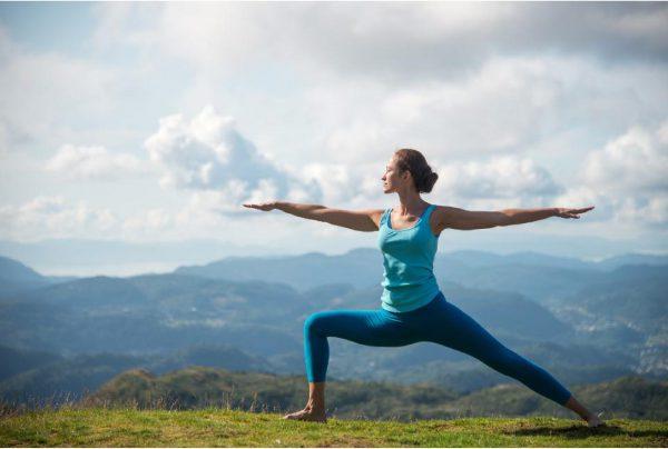 یوگا و سلامتی