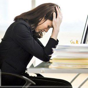 مقابله با اضطراب ناشی از کار