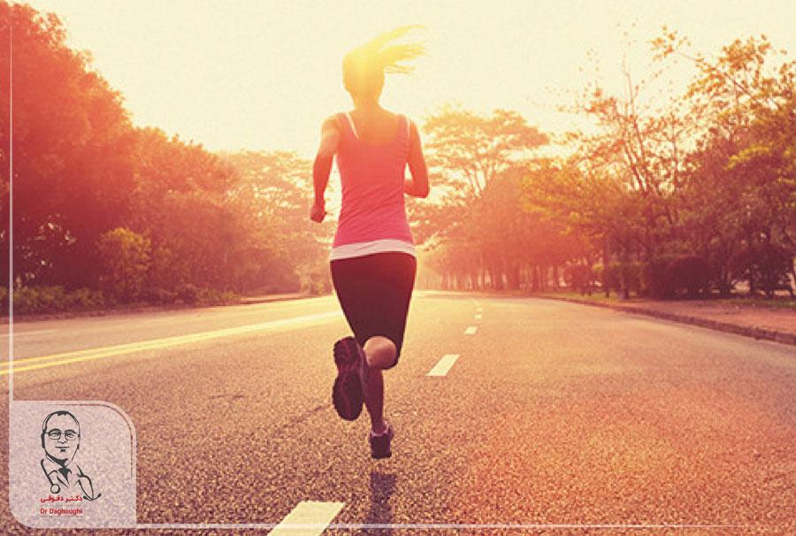 ورزش و سلامت روان
