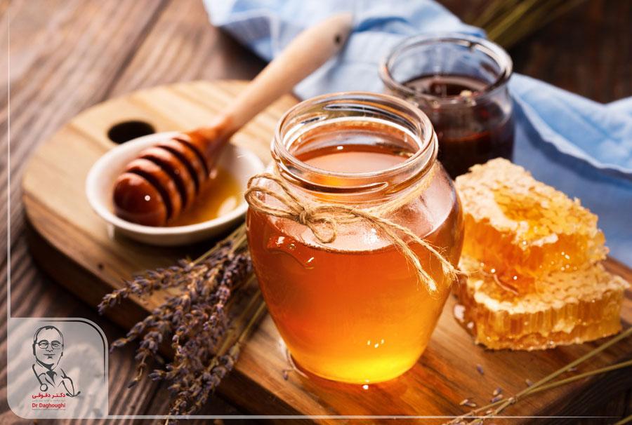 با فواید عسل بیشتر آشنا شوید