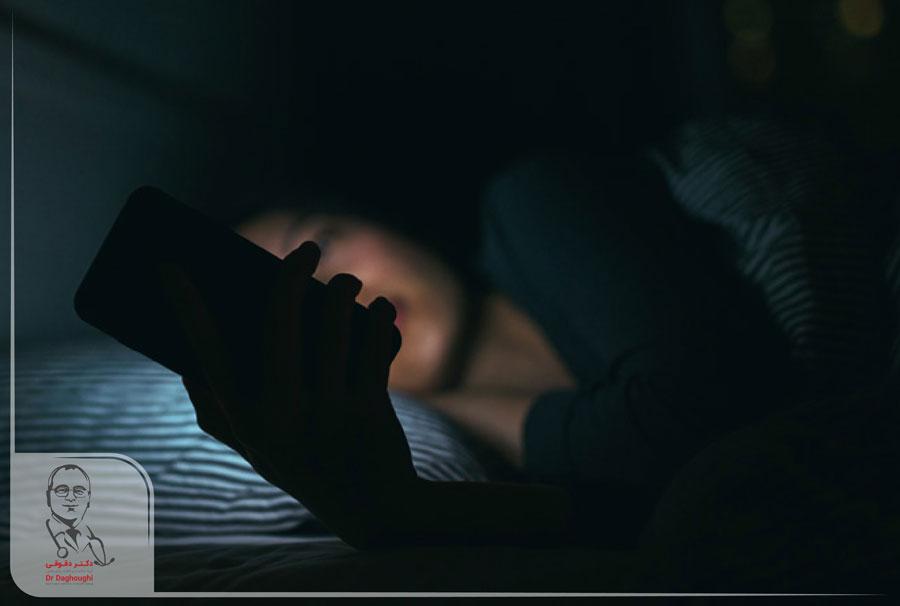 کمبود خواب و چاقی