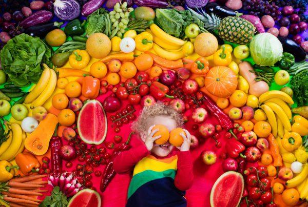 خوراکی های سالم برای کودکان