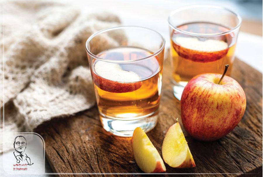 آیا سرکه سیب به لاغری کمک می کند؟