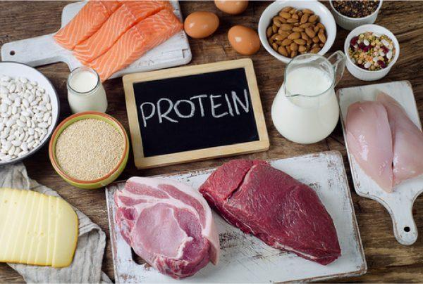 کاهش اشتها با مصرف پروتئین