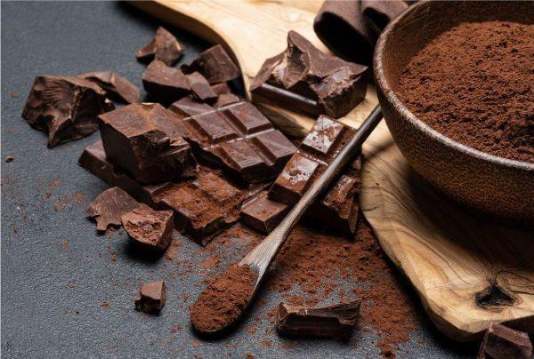 شکلات تلخ و کاهش وزن