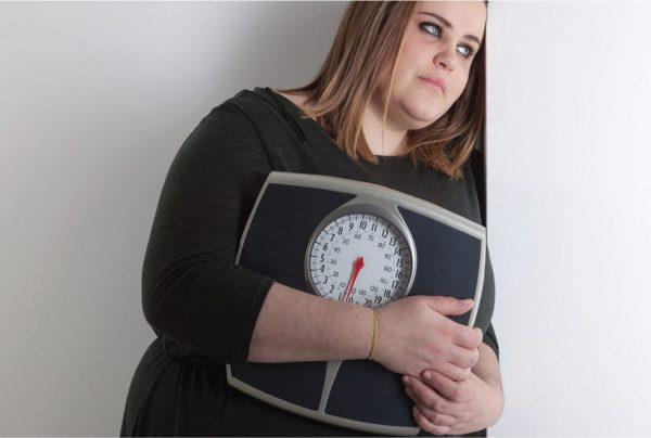 اضافه وزن و افسردگی