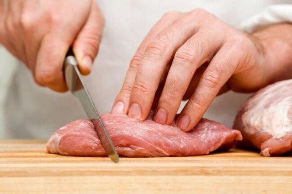 گوشت های خام و مسمومیت غذایی