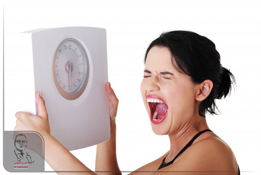 12دلیل برای آنکه وزن کم نمی کنید