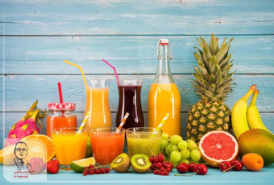 نوشیدنی های مناسب برای دیابتی ها