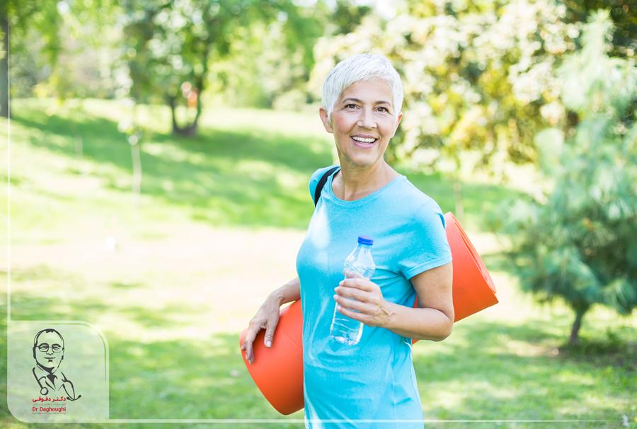 بهترین تمرین های ورزشی برای زنان بالای 50 سال