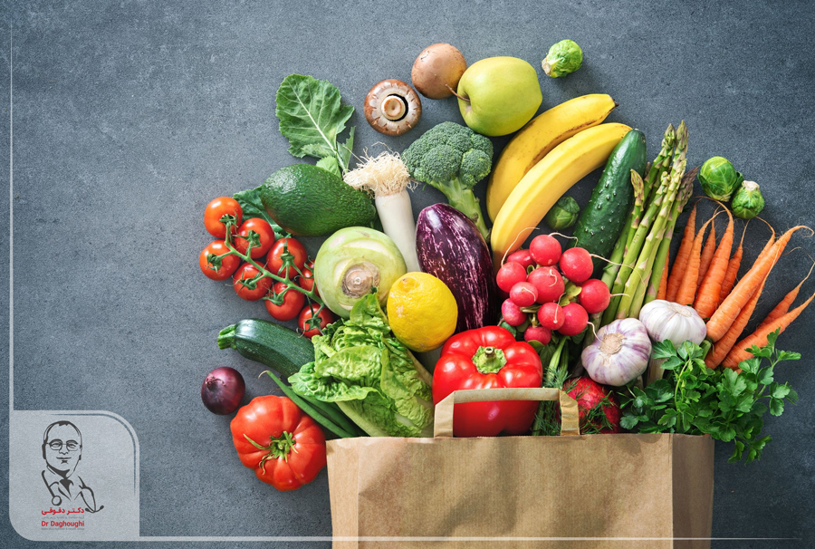 با این راهکار ها بیشتر میوه و سبزیجات بخورید