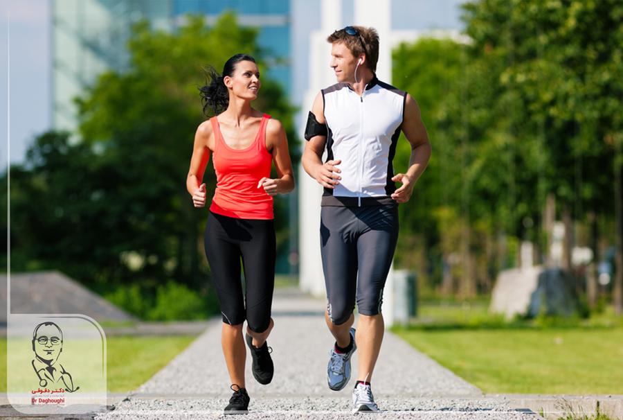 جلوگیری از اشتباهات رایج ورزشی در مسیر کاهش وزن