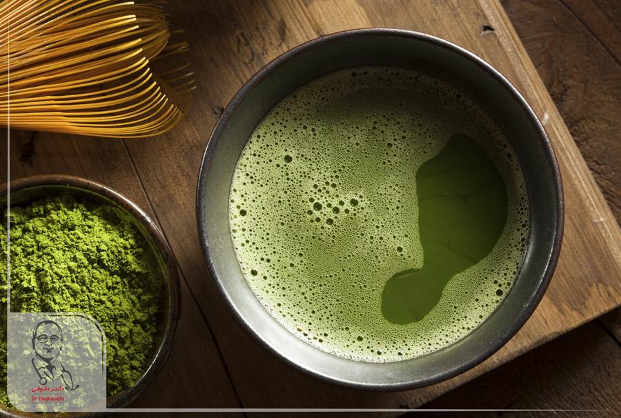 فواید فوق العاده چای ماچا را می دانید؟