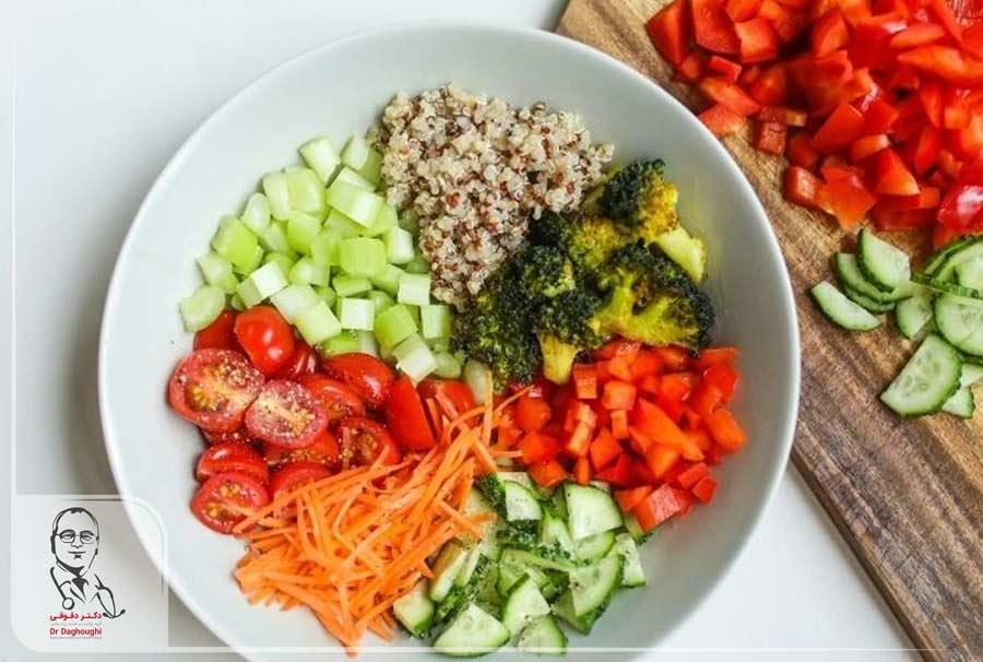 مزایا و معایب رژیم کم پروتئین