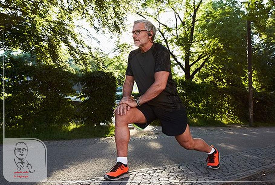 کاهش کلسترول با ورزش
