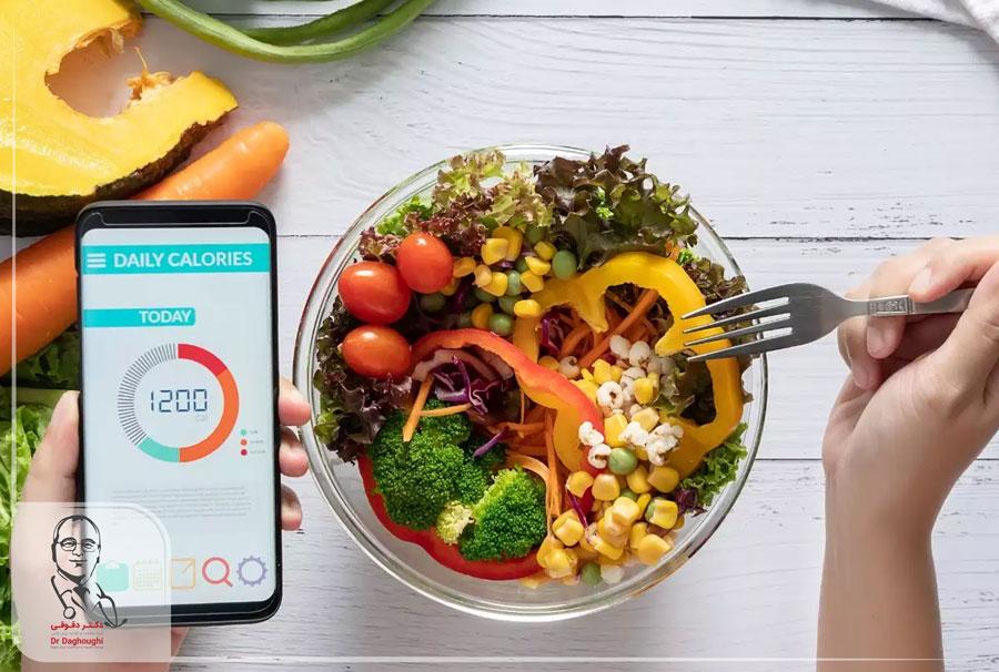 نقصان کالری چیست