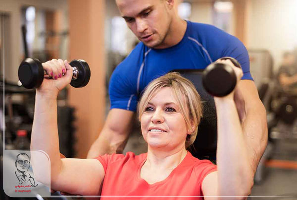 با ورزش متابولیسم را افزایش دهید