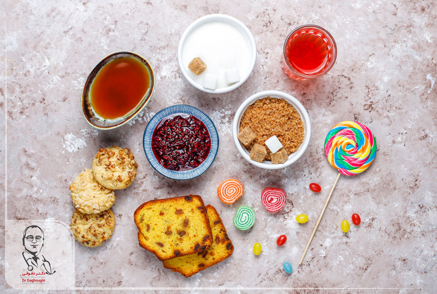 اثر منفی شکر بر مغز!