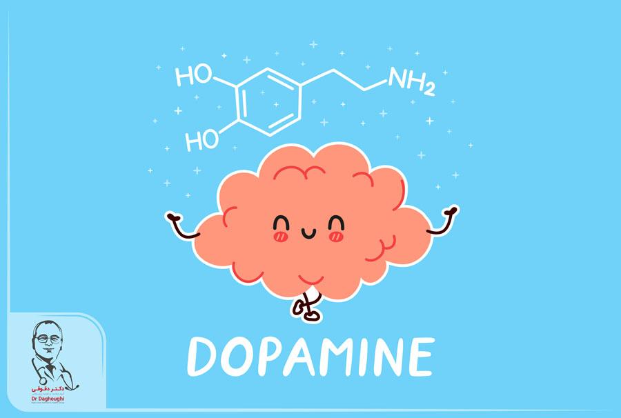 کمبود دوپامین چه علائمی دارد؟